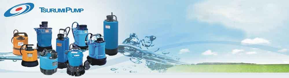 slice nhà phân phối máy bơm nước thải Tsurumi